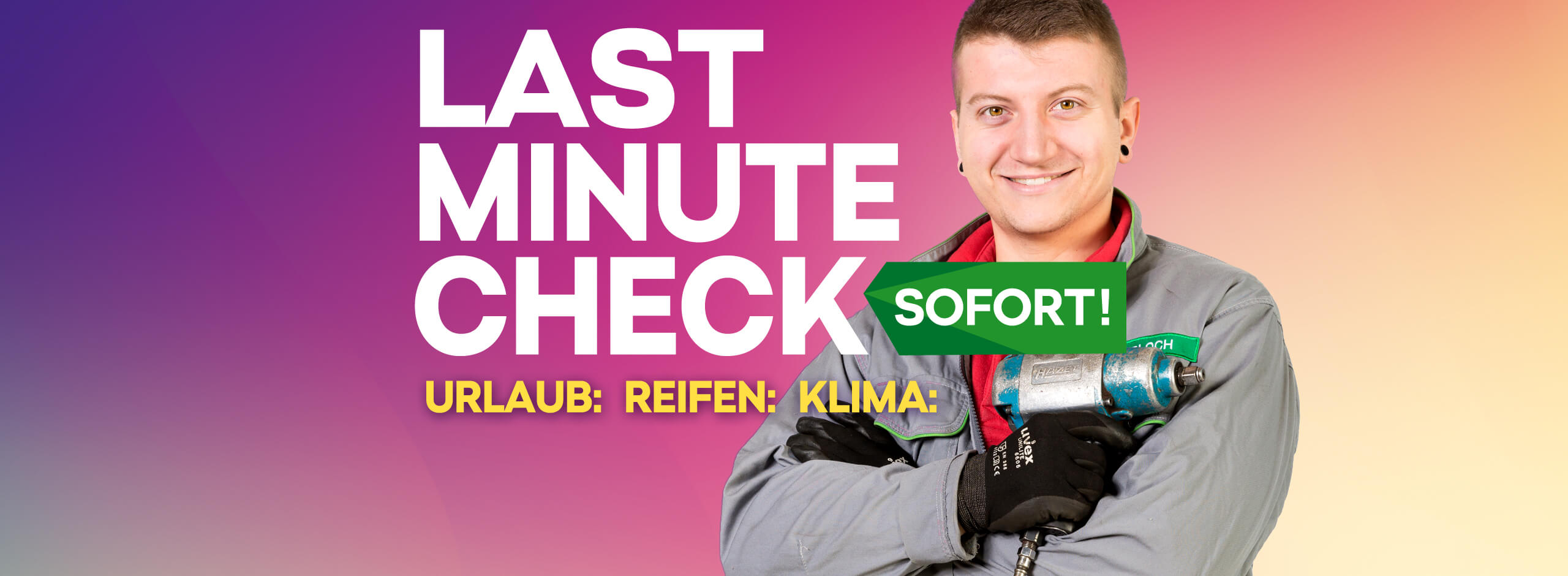 Sofort Last Minute Check – Autohaus BERING